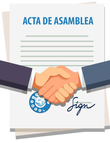 Acta Asamblea