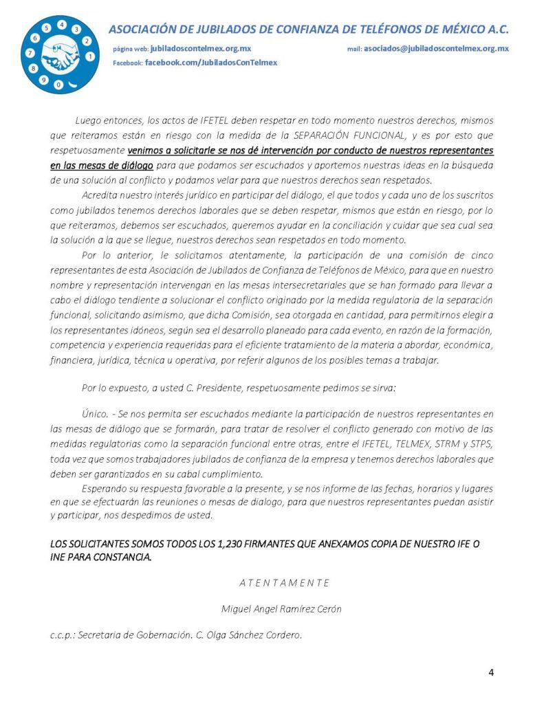 Carta 4