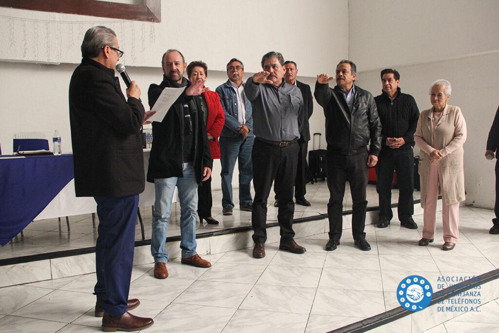Mty y Gdl Asociación de Jubilados de Confianza de Teléfonos de México A.C. - Telmex