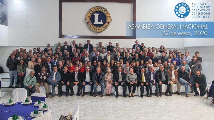 Asamblea General Nacional. 22 de enero de 2020
