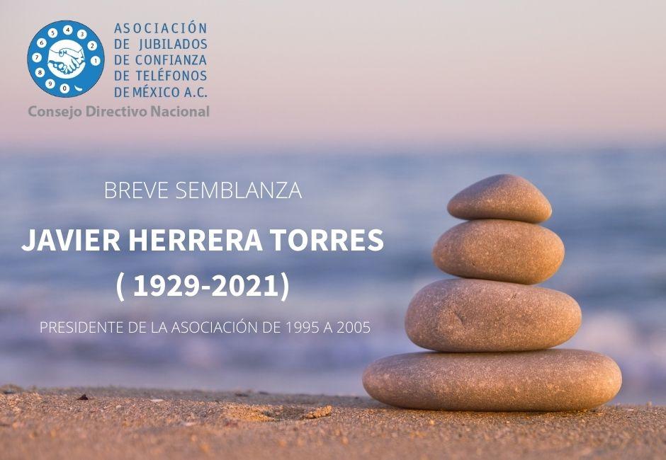 ASOCIADO JAVIER HERRERA TORRES (QEPD)